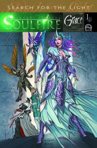 Soulfire: Grace #1 (Qualano Cover)