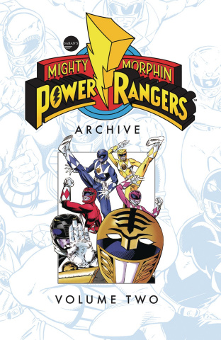 Mighty Morphin' Power Rangers Archive Vol. 2