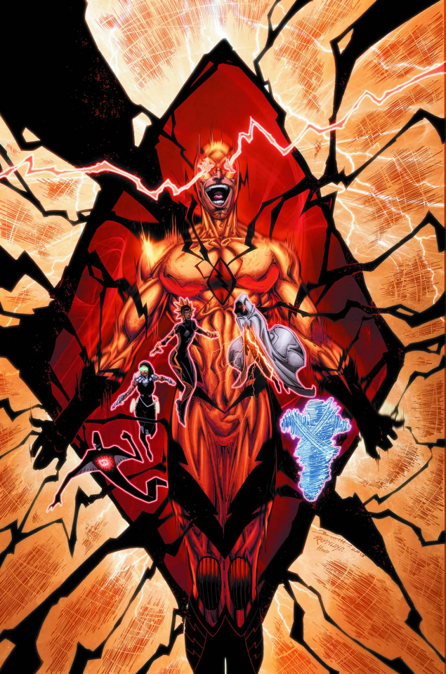 The Flash Annual #4
