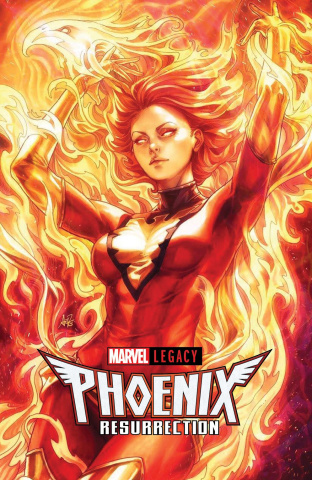 Phoenix Resurrection: The Return of Jean Grey #1 (Artgerm Cover)