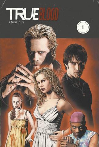 True Blood Omnibus Vol. 1