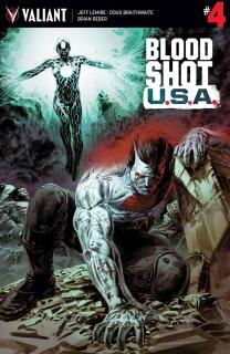 Bloodshot U.S.A. #4 (Braithwaite Cover)
