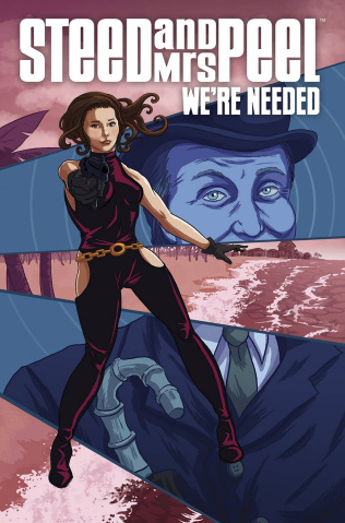 Steed & Mrs. Peel: We're Needed! #3