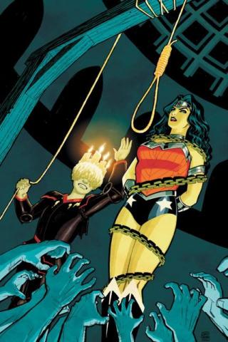 Wonder Woman #9
