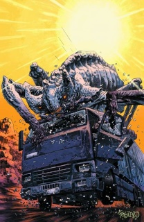 B.P.R.D.: Hell On Earth - The Devil's Engine #2