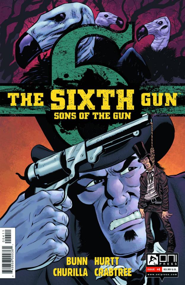 The Sixth Gun: Sons of the Gun #4
