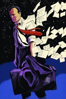 The Twilight Zone: Shadow & Substance #1 (25 Copy Francavilla Virgin Cover)