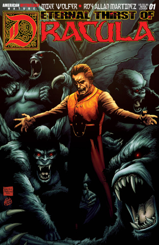 Eternal Thirst of Dracula #1
