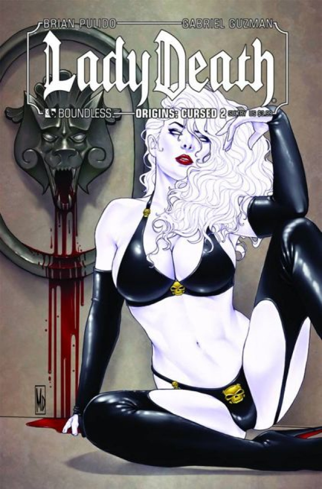 Lady Death Origins: Cursed #2 (Sultry Cover)