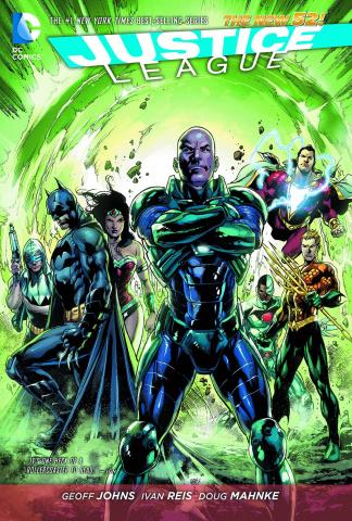 Justice League Vol. 6: Injustice League