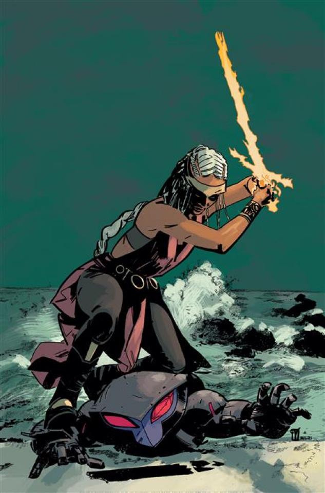 Black Manta #3 (Valentine De Landro & Marissa Louise Cover)