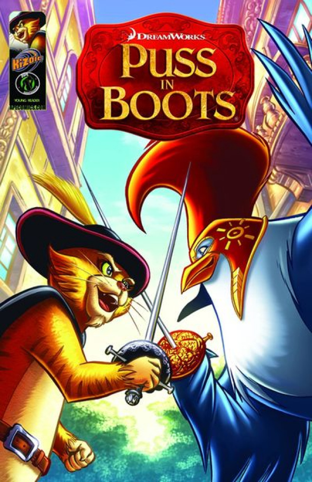 Puss in Boots Movie Prequel