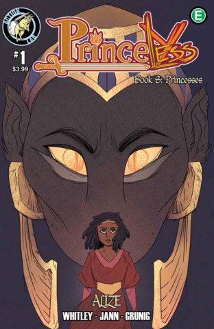 Princeless: Princesses #1