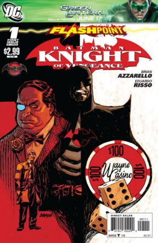 Flashpoint: Batman, Knight of Vengeance #1
