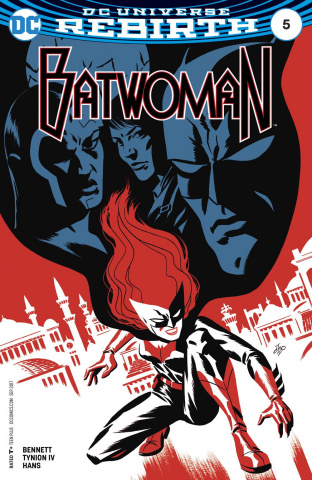 Batwoman #5 (Variant Cover)