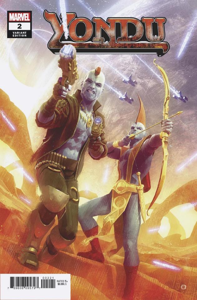 Yondu #2 (Garner Cover)