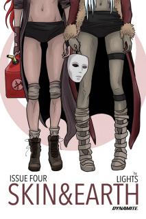 Skin&Earth #4 (Legs Cover)