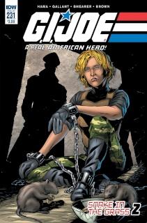 G.I. Joe: A Real American Hero #231