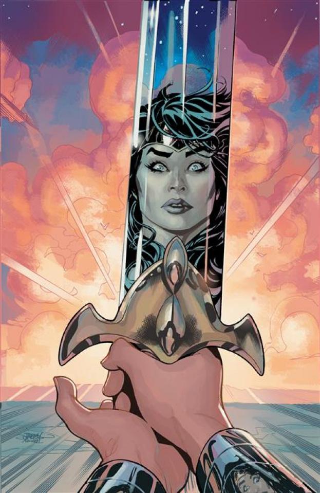Wonder Woman #781 (Terry Dodson & Rachel Dodson Cover)