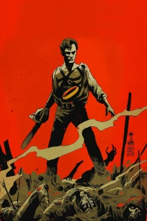 Army of Darkness: Ash Gets Hitched #4 (20 Copy Cover)