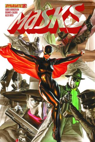 Masks #8