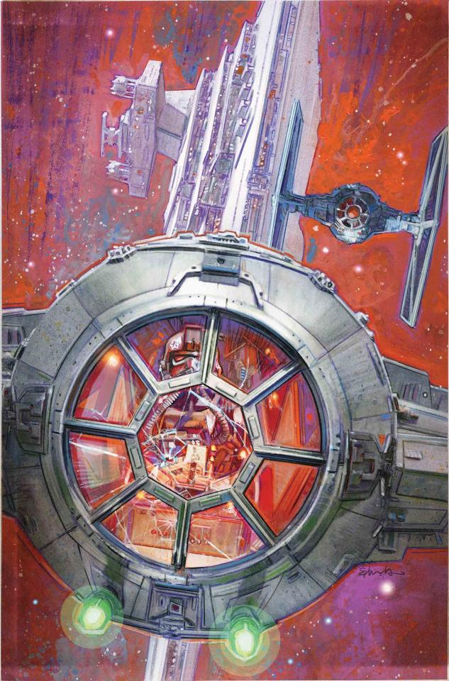 Star Wars: TIE Fighter #3