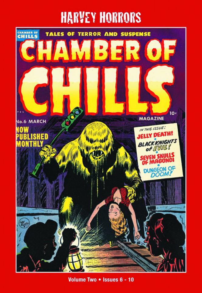 Harvey Horrors: Chamber of Chills Vol. 2