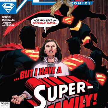 Action Comics #1025 (John Romita Jr. Cover)