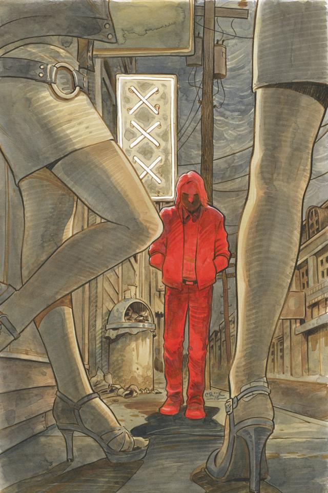 Bone Parish #3 (Crook Cover)