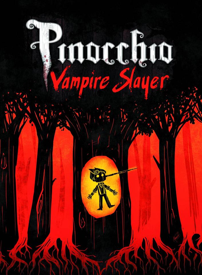 Pinocchio: Vampire Slayer