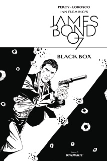 James Bond: Black Box #3 (Copy Lobosco B&W Cover)