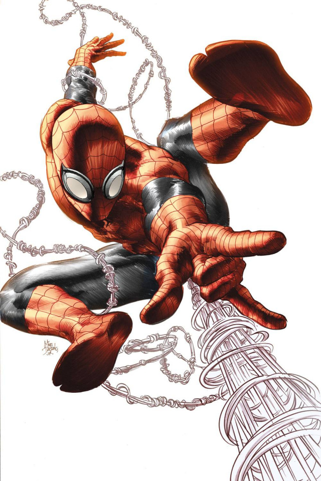 The Superior Spider-Man #4 (Deodato Cover)