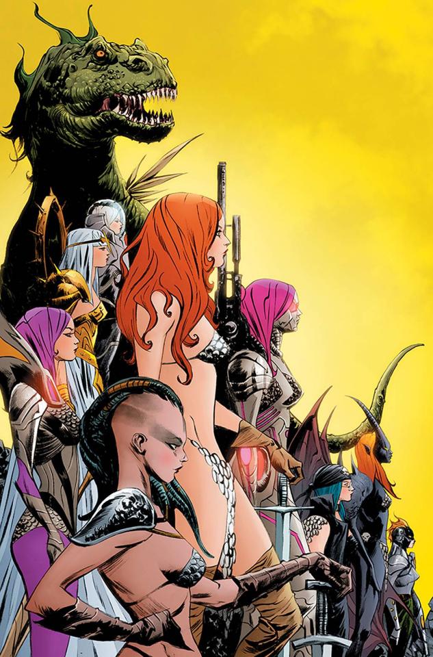 Sonjaversal #1 (Lee Virgin Cover)