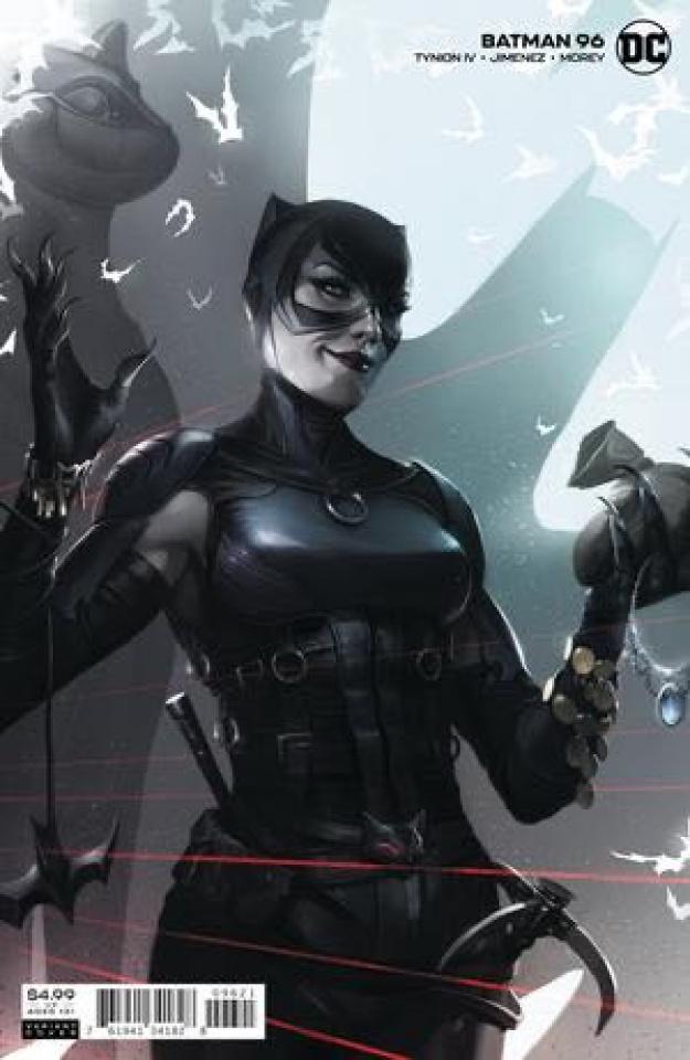 Batman #96 (Francesco Mattina Card Stock Cover)