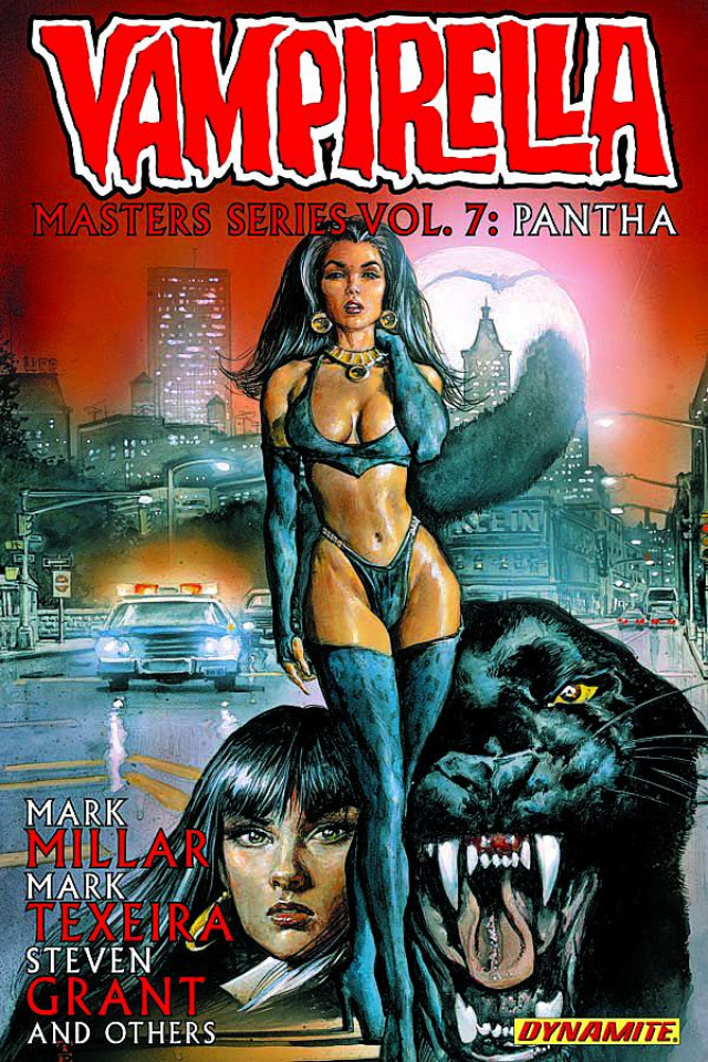 Vampirella Masters Series Vol. 7: Mark Millar