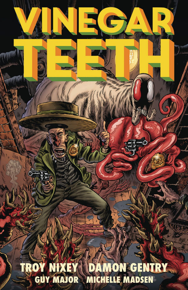 Vinegar Teeth