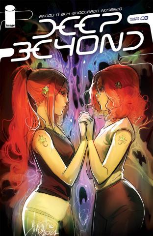 Deep Beyond #3 (Andolfo Cover)