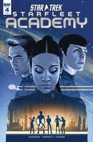 Star Trek: Starfleet Academy #4 (10 Copy Cover)