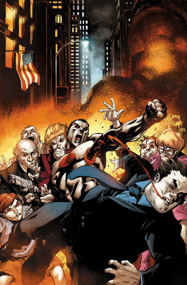 Bloodshot U.S.A. #1 (Stegman Cover)