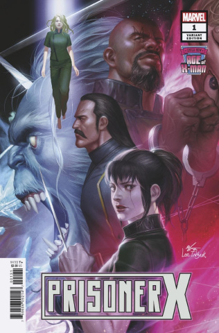 Meet the Skrulls #1 Movie Variant 1:10 Marvel Comics 1st Print 03//06