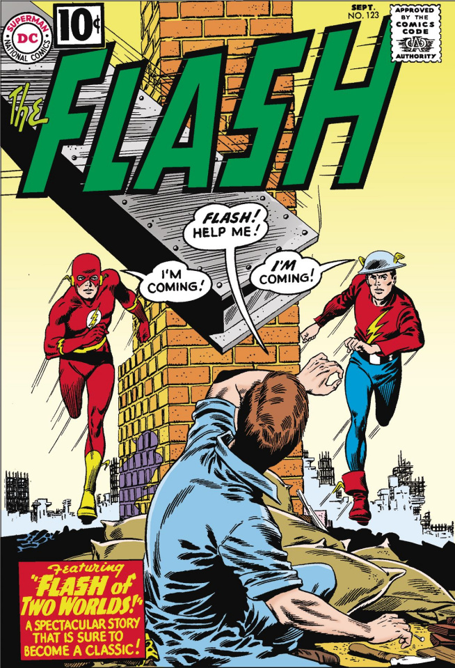The Flash #123 (Facsimile Edition)