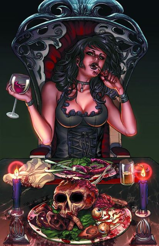 Grimm Fairy Tales: Myths & Legends #19 (Variant Cover)