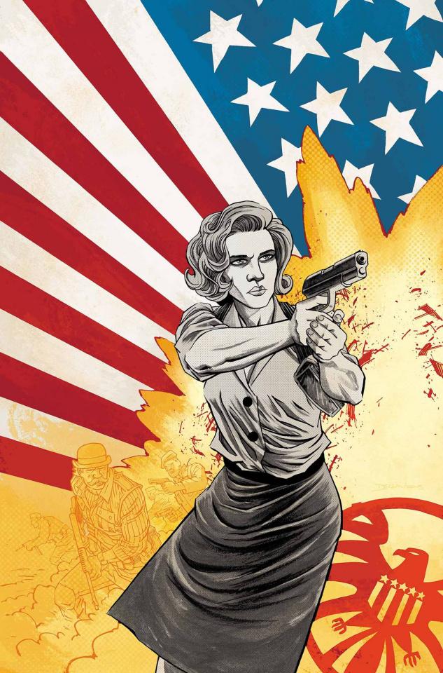 Agent Carter #1 (S.H.I.E.L.D. 50th Anniversary)