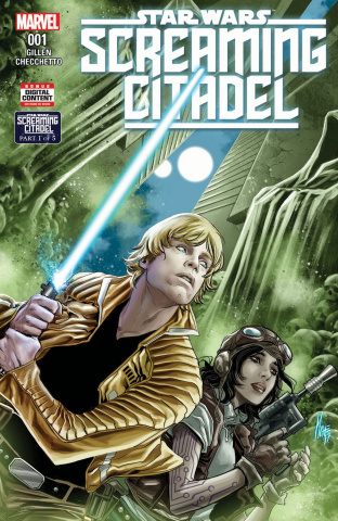 Star Wars: The Screaming Citadel #1