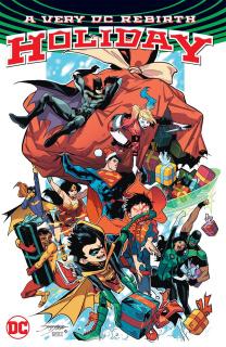 A Very DC Universe Rebirth Christmas