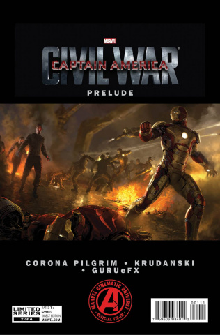 Captain America: Civil War Prelude #2