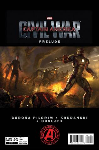 Captain America: Civil War Prelude #2