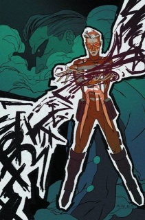 The Hypernaturals #3 (2nd Printing)