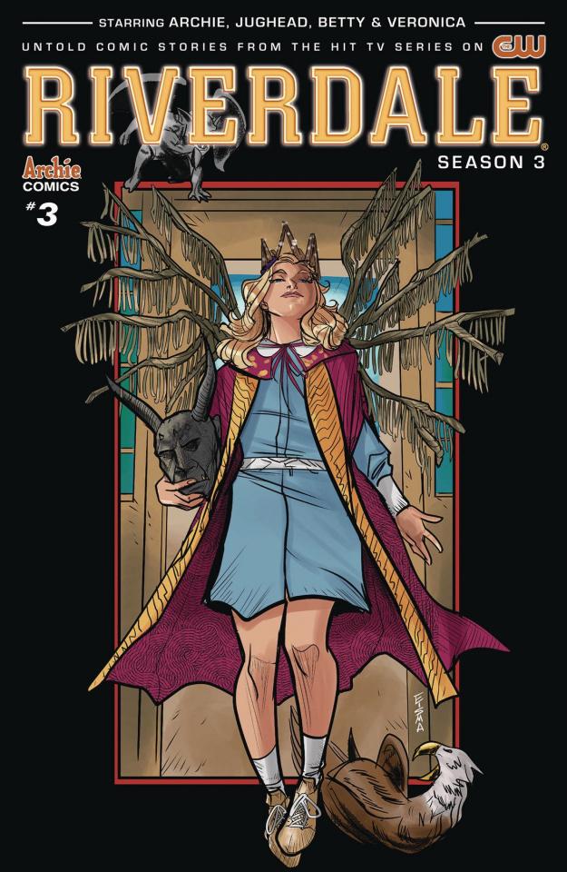 Riverdale, Season 3 #3 (Eisma Cover)