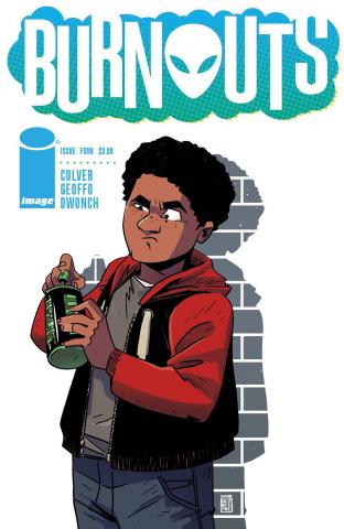 Burnouts #4 (Geoffo Cover)